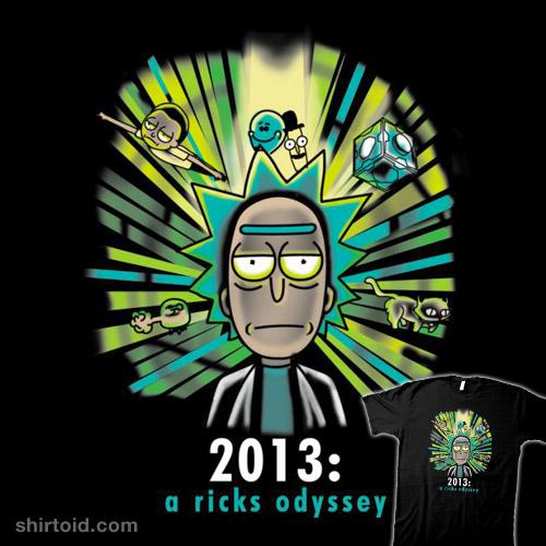A Ricks Odyssey