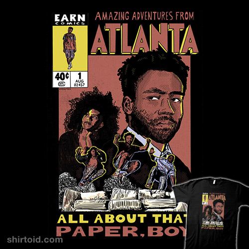 Amazing Adventures from Atlanta