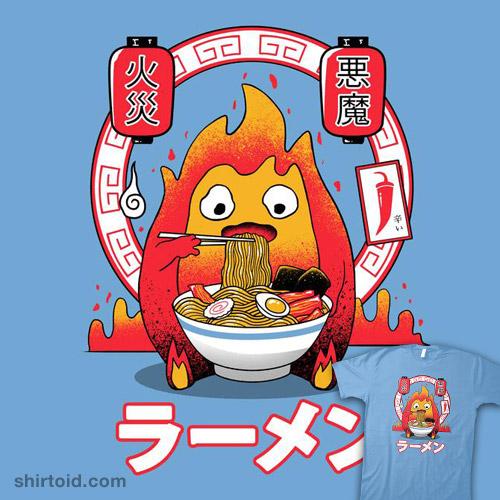 Fire Demon Ramen