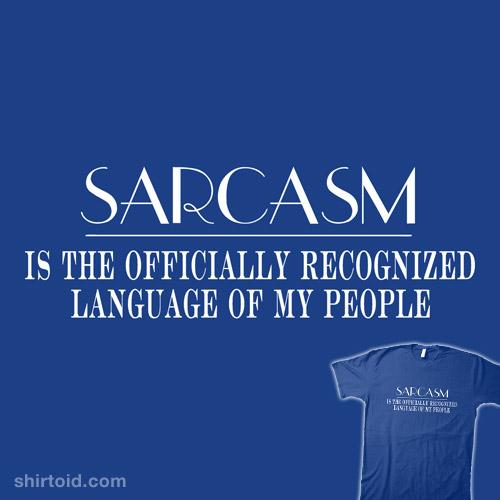 Fluently Sarcastic
