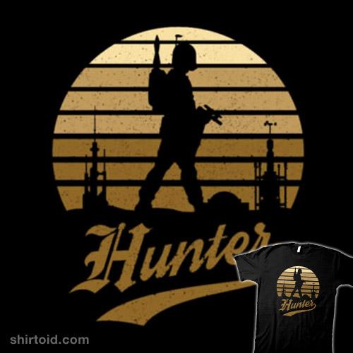 Hunter Sunset