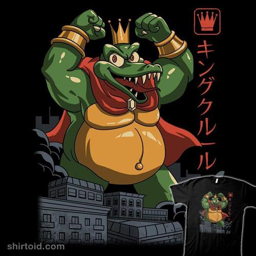 Kremling Kaiju
