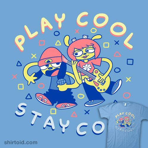 Play Cool Stay Cool