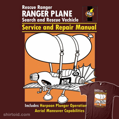 Rescue Plane Manual