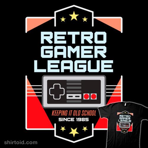 Retro Gamer League