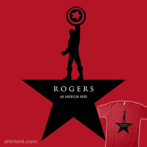 Rogers: An American Hero