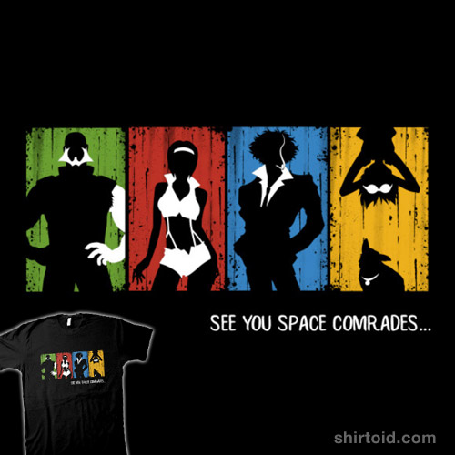 See you space comrades…