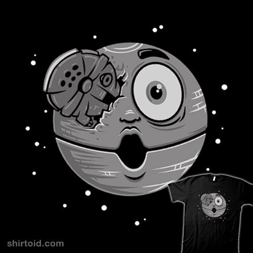 Voyage to…That's No Moon!