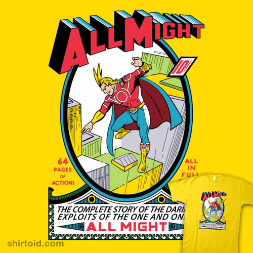 All Might No. 1
