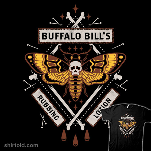 Buffalo Bill's Rubbing Lotion