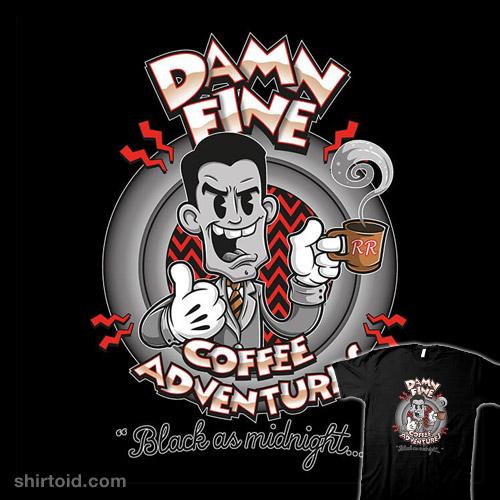 Damn Fine Coffee Adventures