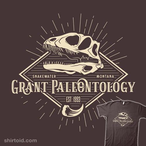 Grant Paleontology