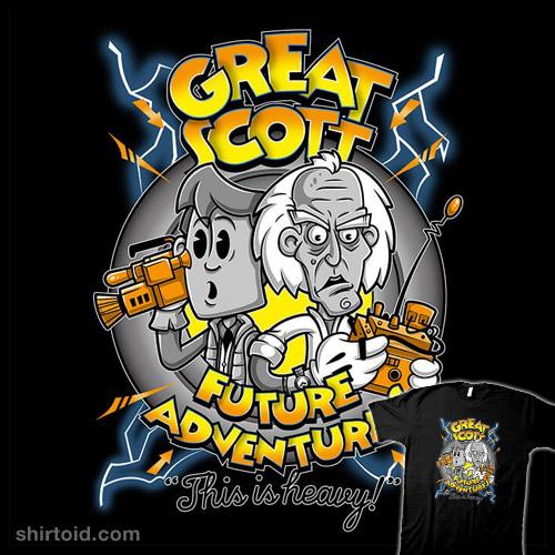 Great Scott Future Adventures