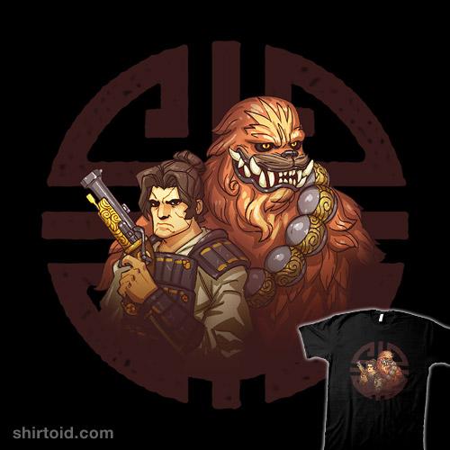 Han-Samurai and Chew-Oni