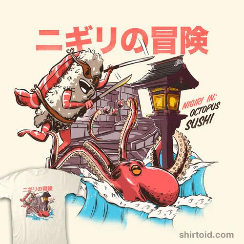 Nigiri's Adventure