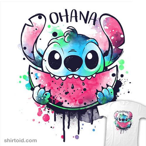 Ohana Watercolor