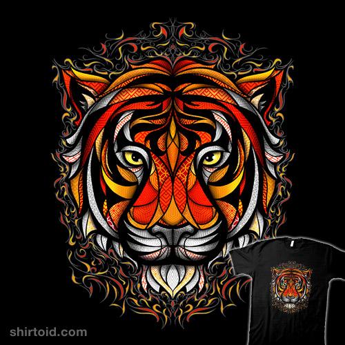 Patternal Tiger