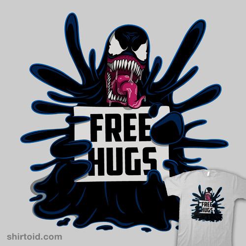 Free Symbiote Hugs!