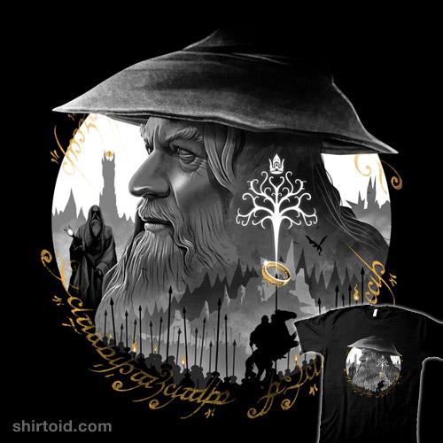 The Grey Wizard