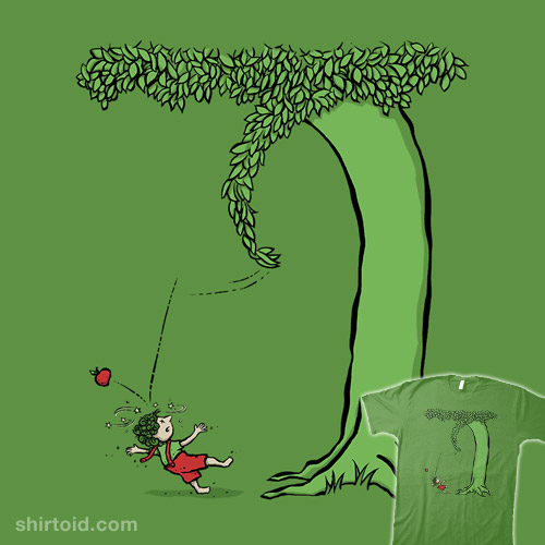The Grumpy Tree