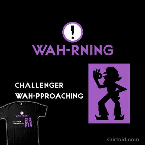 WAH-RNING