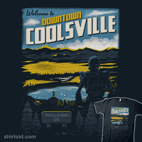 Welcome to Downtown Coolsville