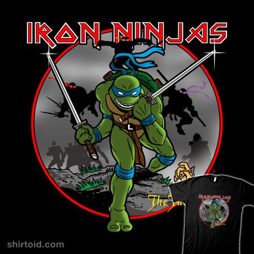 Iron Ninjas