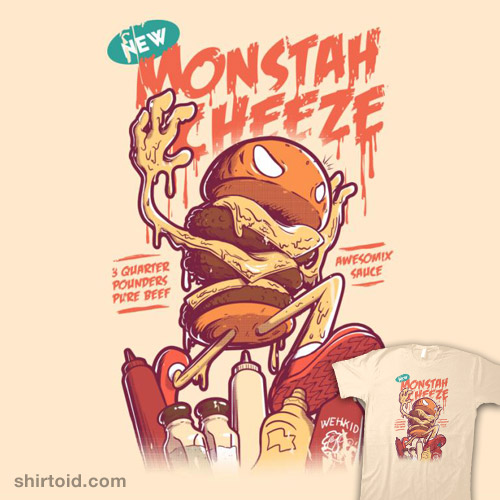 Monstah Cheeze