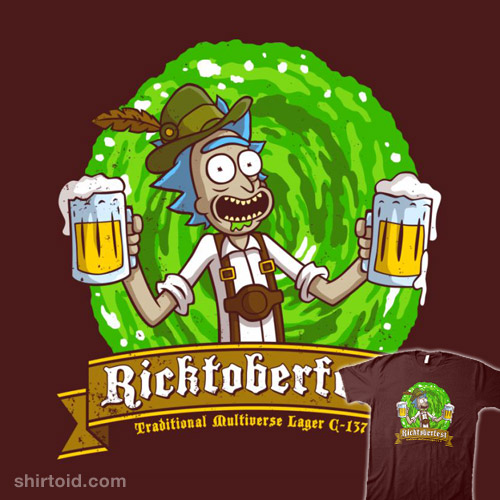 Ricktoberfest