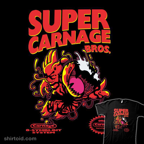 Super Carnage Bros