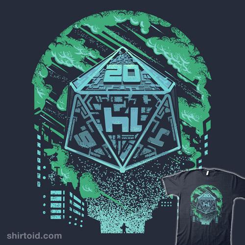The D20 Cometh