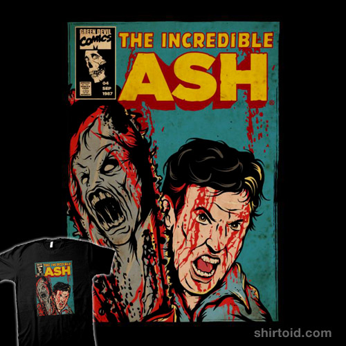 The Incredible Ash