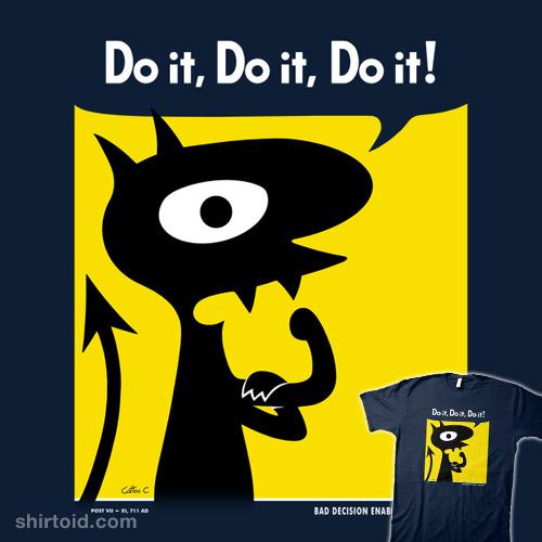 Do it, Do it, Do it!