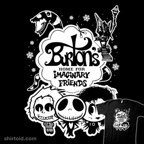 Burton's Home for Imaginary Friends