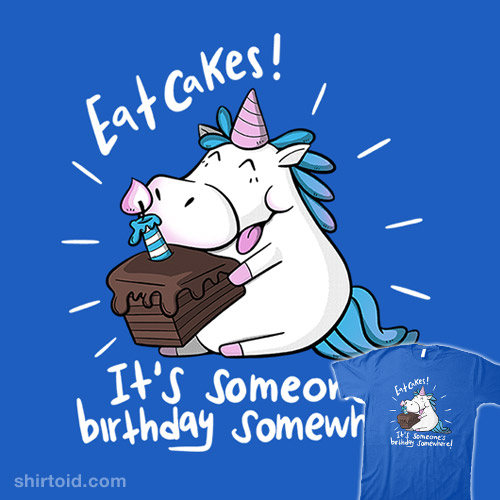 Eat Cakes!