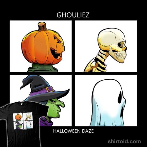 Ghouliez: Halloween Daze