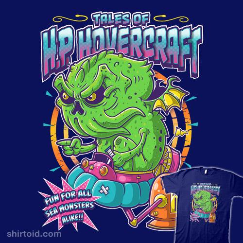 H.P. Hovercraft