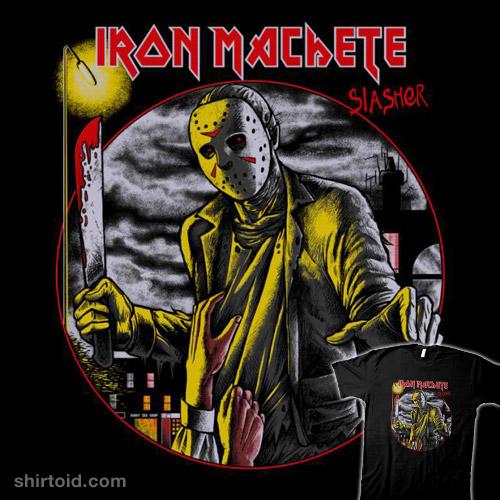 Iron Machete