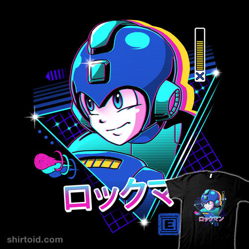 LoFi Blue Bomber