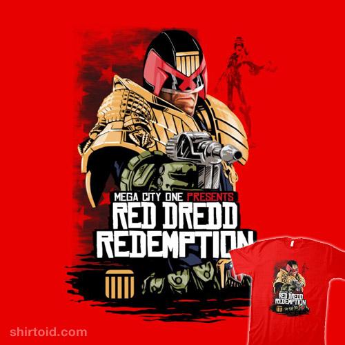 Red Dredd