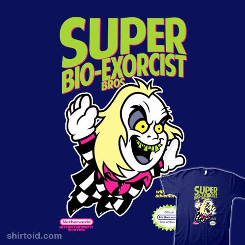 SUPER BIO-EXORCIST BROS