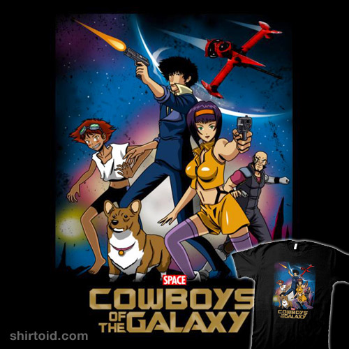 Space Cowboys of the Galaxy