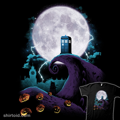 Nightmare Before Doctor Who