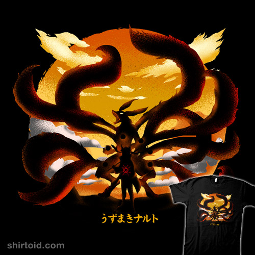Tailed Beast Unleashed