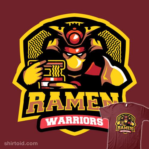 Team Ramen Warriors