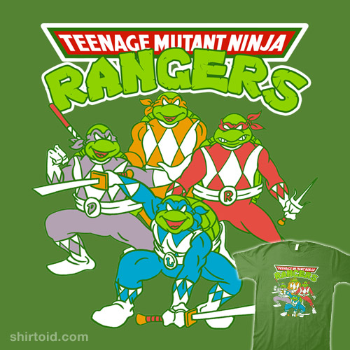 Teenage Mutant Ninja Rangers