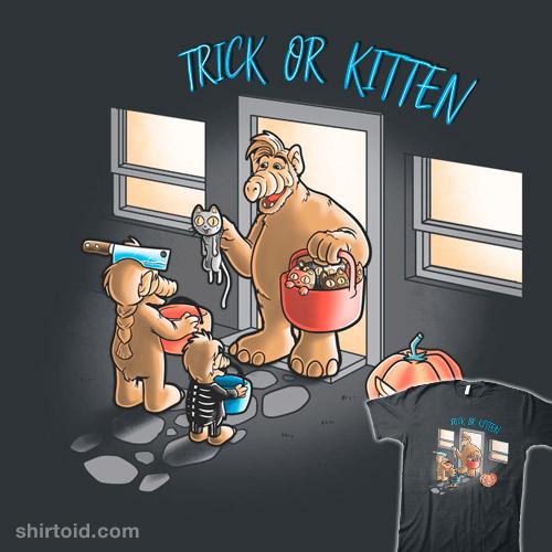 Trick or Kitten
