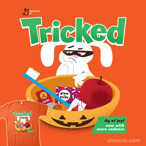 Tricked Treats