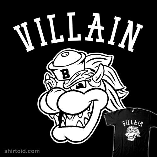 Villain-BU