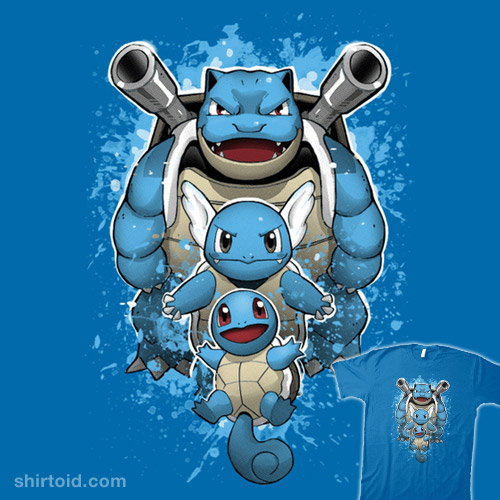 Water Evolution